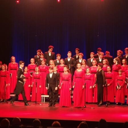 Koncert Noworoczno - Patriotyczny w Miejskim Centrum Kultury w Płońsku 28.01.2020