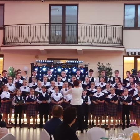 Koncert patriotyczny dla pracowników ORLEN Trans - Hotel Kawallo 22.11.2019