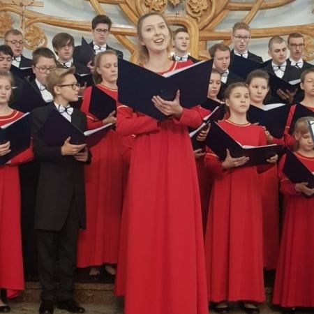 Koncert Patriotyczny w Kościele św. Jadwigi Królowej w Płocku 06.10.2019