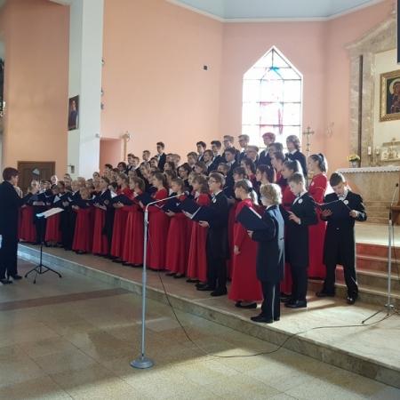 Koncert Patriotyczny w Kościele św. Wojciecha w Płocku 20.10.2019